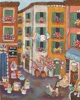 Vieux Ville Fine-Art Print