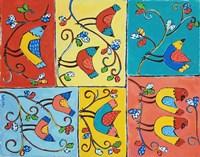 Bird Stories Fine-Art Print