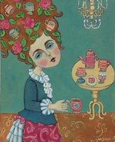 Tea For Marie; Antoinette That Is Fine-Art Print