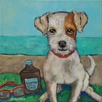 Beach Boy Fine-Art Print