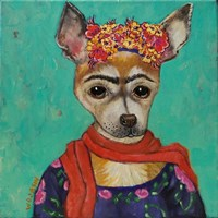 Diegos Girl Fine-Art Print