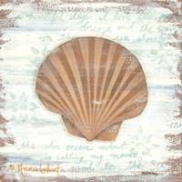 Ocean Scallop Fine-Art Print