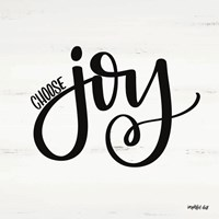 Choose Joy Fine-Art Print