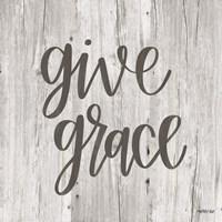 Give Grace Fine-Art Print