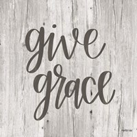 Give Grace Fine-Art Print