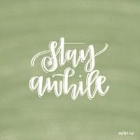 Stay Awhile Fine-Art Print