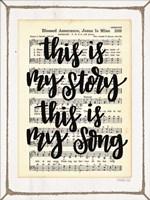 My Story, My Song Fine-Art Print