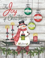Joy of Christmas Fine-Art Print