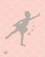 Ballerina Princess 3 Fine-Art Print
