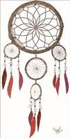 Tribal Cherokee Dreamcatcher Fine-Art Print