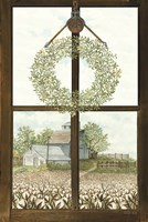Window View I Fine-Art Print