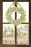 Window View III Fine-Art Print