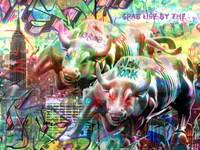 Wall Street Bull Fine-Art Print