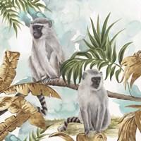 Golden Monkeys Fine-Art Print