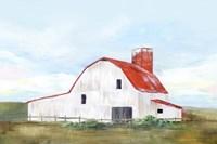 Red Barn II Fine-Art Print