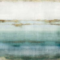 Cerulean Haze I Fine-Art Print