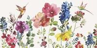 Garden Rumble Fine-Art Print
