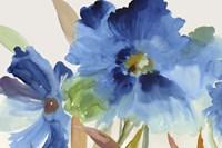 Indigo Bloom Fine-Art Print