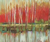 Crimson Tides Fine-Art Print