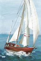 Single Sail II Fine-Art Print