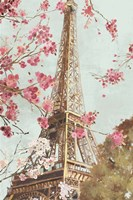 Paris in the Spring I Fine-Art Print