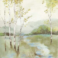 Calm River Fine-Art Print