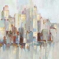 City Escape I Fine-Art Print