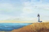 Ocean Lighthouse Fine-Art Print