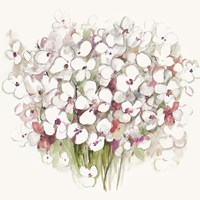 White Bouquet Fine-Art Print