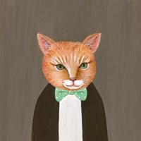 Mr Ginger Fine-Art Print