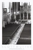 Church Aisle Fine-Art Print