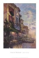 Tuscan Twilight Fine-Art Print
