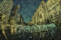 Fountains at the MET Fine-Art Print