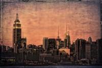 Empire State Building at Twilight Fine-Art Print