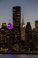 Mid-Manhattan Twilight B Fine-Art Print