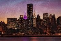 Mid-Manhattan Twilight C Fine-Art Print