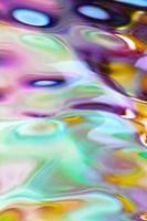 Aqua Golw Fine-Art Print