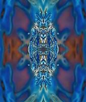 Sapphire Queen Fine-Art Print