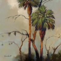 Stricktly Palms 1 Fine-Art Print