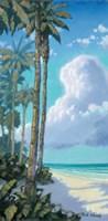 Treasure Island I Fine-Art Print