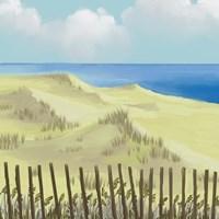 Dunes 2 Fine-Art Print