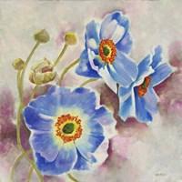 Delicate Blooms 1 Fine-Art Print