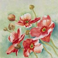 Delicate Blooms 2 Fine-Art Print
