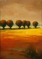 Pollard Willow I Fine-Art Print