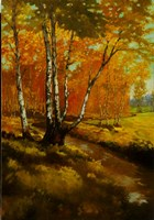 Woodland Stream I Fine-Art Print