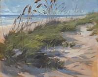 Sea Oats Waltz Fine-Art Print