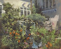 Sydonie Garden Fine-Art Print