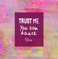 Trust Me-For the Love of Wine Calendar Fine-Art Print