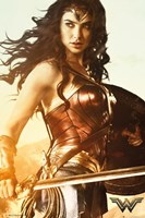 Wonder Woman Wall Poster