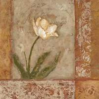 Morning Floral I Fine-Art Print